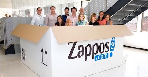 Waarom de organisatiecultuur van Zappos werkt