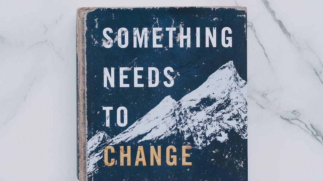 Zonder wrijving geen glans, maar wel verandering!